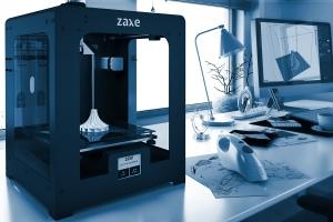 ZAXE 3D Printer